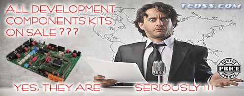 Development and Evaluation Kits on Sale!.