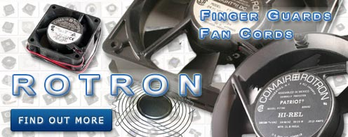 Comair Rotron Fans and Blowers.