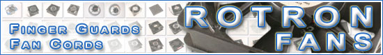 Rotron Fans and Accessories at Tedss.com