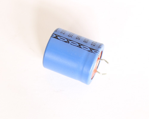 Picture of 80D272M025HA5 SPRAGUE capacitor 2,700uF 25V Aluminum Electrolytic Snap In