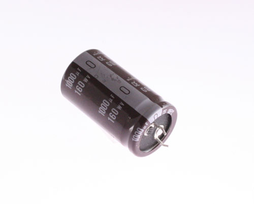 Picture of LGQ2C102MHSA NICHICON capacitor 1,000uF 160V Aluminum Electrolytic Snap In High Temp