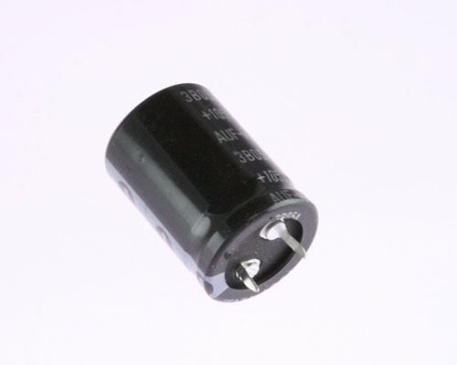 Picture of CEAUF2G121M20 MARCON capacitor 120uF 400V Aluminum Electrolytic Snap In High Temp