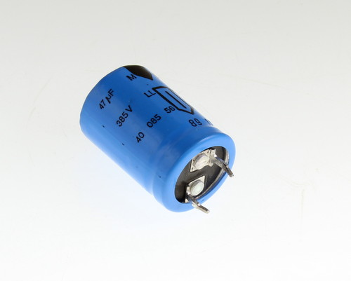 Picture of 2222-055-58479 PHILIPS capacitor 47uF 385V Aluminum Electrolytic Snap In