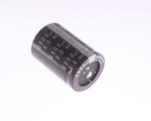 Picture of LGQ1K682MHSC NICHICON capacitor 6,800uF 80V Aluminum Electrolytic Snap In High Temp
