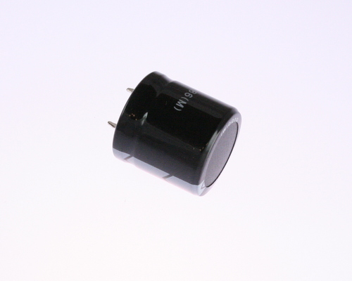 Picture of LP122M063C1P3 MALLORY capacitor 1,200uF 63V Aluminum Electrolytic Snap In