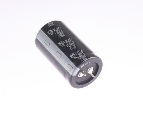 Picture of EETHC2C272KA PANASONIC capacitor 2,700uF 160V Aluminum Electrolytic Snap In