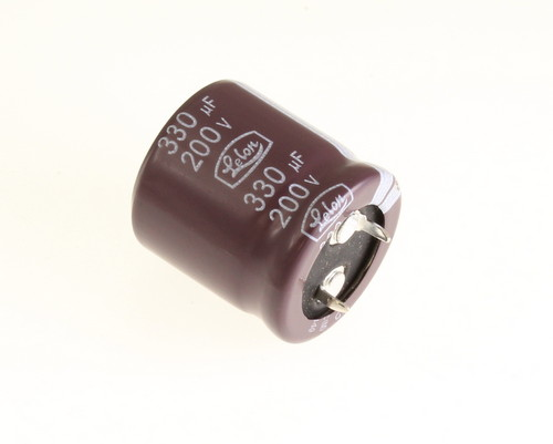 NTE Electronics NEH3300M35GF Series NEH Aluminum Electrolytic Capacitor Axial Lead 3300/µF Capacitance 35V Voltage 20/% Capacitance Tolerance