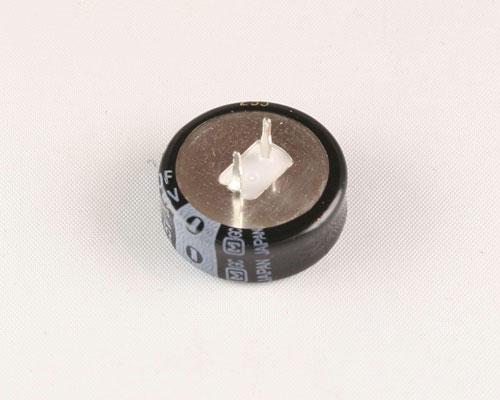 Picture of EECF5R5U105 PANASONIC capacitor 1F 5.5V Aluminum Electrolytic Radial