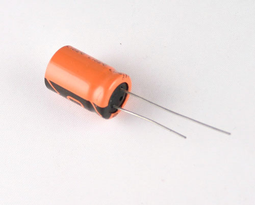 Picture of GPF476M40 SIEMENS capacitor 47uF 40V Aluminum Electrolytic Radial