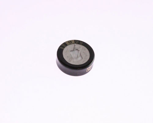 Picture of EECF5R5U105 PANASONIC capacitor 1F 5.5V Aluminum Electrolytic Radial