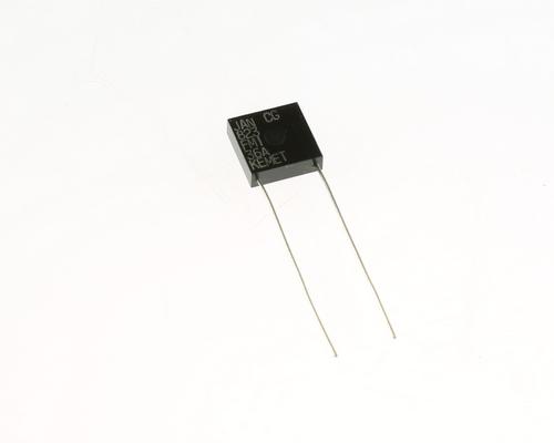 Picture of C512G823F5G5CM KEMET capacitor 0.082uF 50V Ceramic MONOLITHIC RADIAL