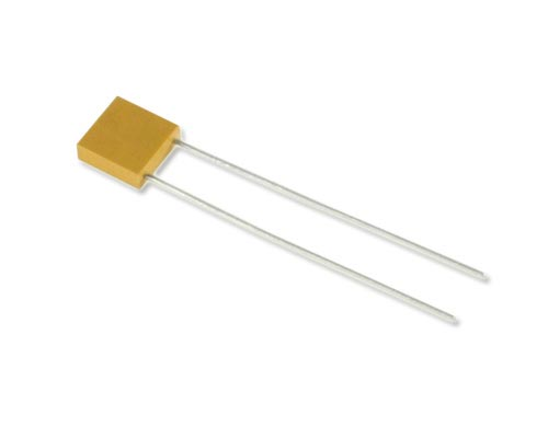 Picture of CKR06BX333KS KEMET capacitor 0.033uF 100V ceramic monolithic radial
