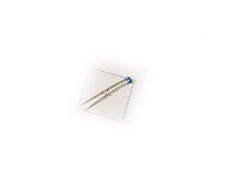 Picture of RPE110COG221J100V MURATA capacitor 220pF 100V Ceramic Monolithic Radial