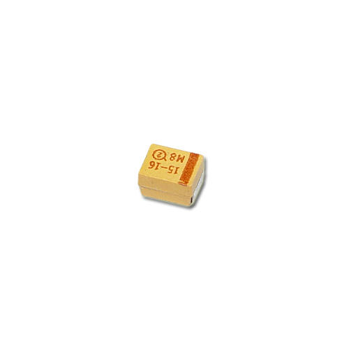 Picture of 293D156X0016B2T SPRAGUE capacitor 15uF 16V Tantalum Surface Mount