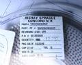 195D226X9020Z2T SPRAGUE capacitor 22uF 20V Tantalum Surface Mount