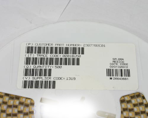 Picture of T495X106K035AS KEMET capacitor 10uF 35V Tantalum Surface Mount