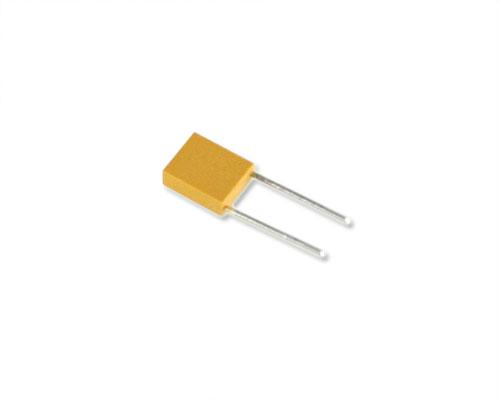 Picture of T370C685M010AS KEMET capacitor 6.8uF 10V Tantalum Solid Radial