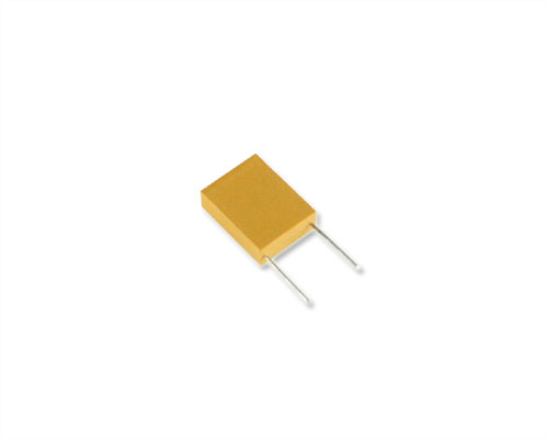 Picture of T370F106J035AS KEMET capacitor 10uF 35V Tantalum Solid Radial