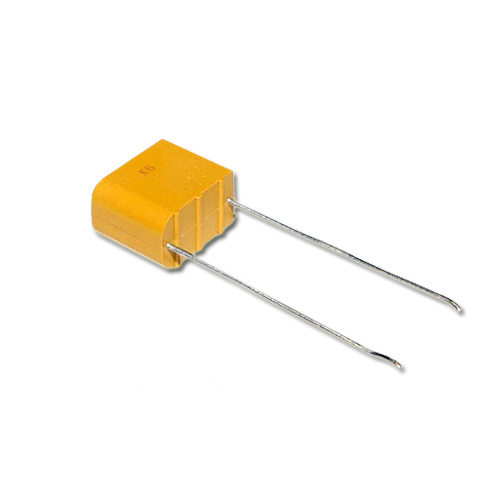 Picture of T340D156M035AS KEMET capacitor 15uF 35V Tantalum Solid Radial