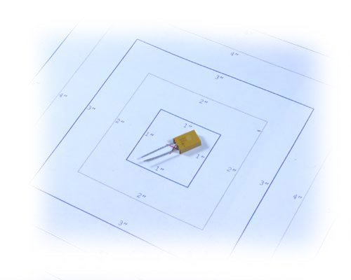 Picture of TIM225K035POW MALLORY capacitor 2.2uF 35V Tantalum Solid Radial