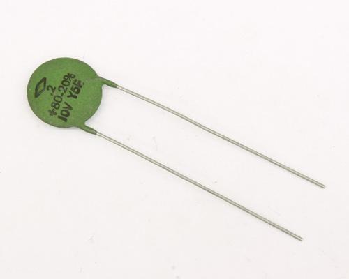 Picture of UK10-204 PHILIPS capacitor 0.2uF 10V Ceramic Disc