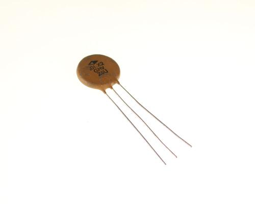 Picture of DD3-103 PHILIPS capacitor 0.01uF 600V Ceramic Disc