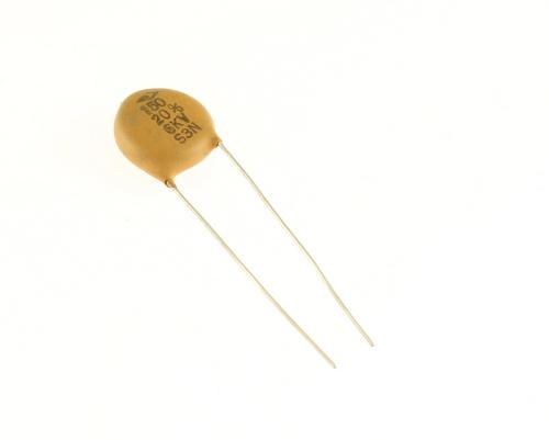 Picture of DD60-151 CENTRALAB capacitor 150pF 6000V Ceramic Disc
