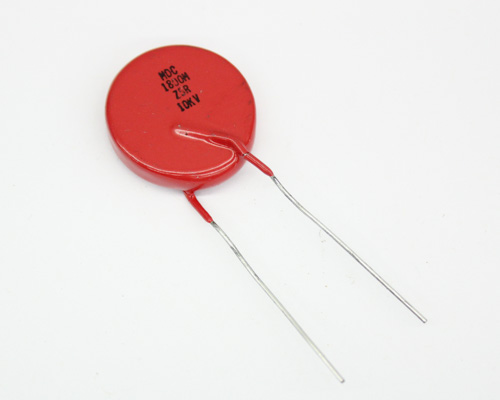 Picture of D66R182M10KV MDC capacitor 0.0018uF 10000V Ceramic Disc