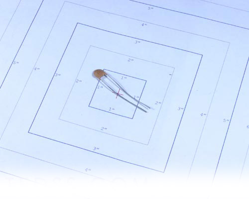 Picture of DD107M10NPO820J50V MURATA capacitor 82pF 50V Ceramic Disc