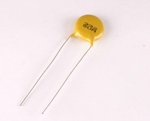Picture of 5SU332MCJCA AVX capacitor 0.0033uF 3000V Ceramic Disc