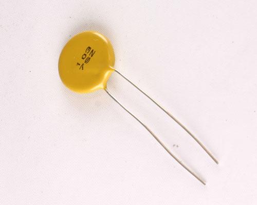 Picture of 67S103ZEKEA AVX capacitor 0.01uF 2000V Ceramic Disc