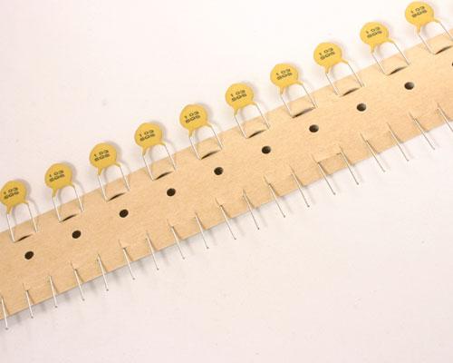 Picture of 5SQ103SBHFA AVX capacitor 0.01uF 500V Ceramic Disc