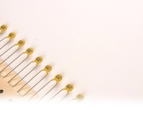Kq kaafa avx capacitor pf v ceramic disc