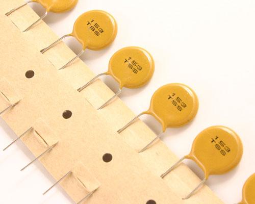 Picture of 5TS153SCKEA AVX capacitor 0.015uF 2000V Ceramic Disc