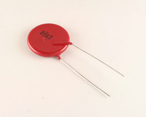 Picture of D66COG101J5KV MDC capacitor 100pF 5000V Ceramic Disc