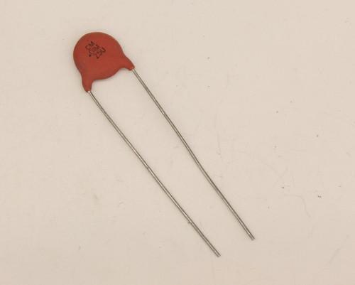 Picture of 562CBA501AG103M SPRAGUE capacitor 0.01uF 500V ceramic disc