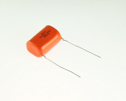 Picture of 2DFM5R5 SPRAGUE capacitor 5.5uF 200V Film Polyester Radial