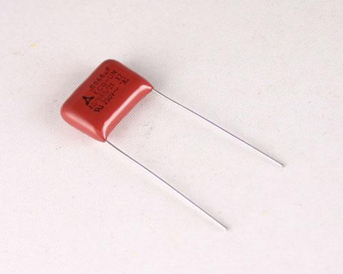 Picture of ECQUN2A682MN PANASONIC capacitor 0.0068uF 250V Film Radial