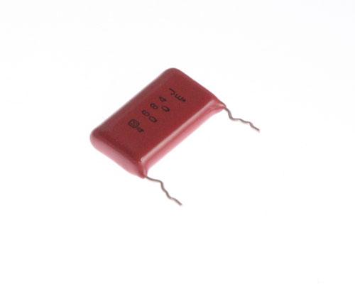 Picture of ECQE4684B284 PANASONIC capacitor 0.68uF 400V Film Metallized Polyester Radial