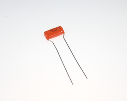 Picture of 225P12291WD3 SPRAGUE capacitor 0.0012uF 100V film polyester radial