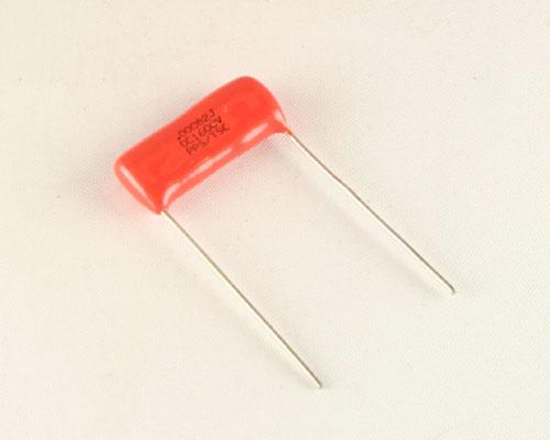 Picture of 821PPS1600J TSC capacitor 0.0082uF 1600V Film Polypropylene Radial