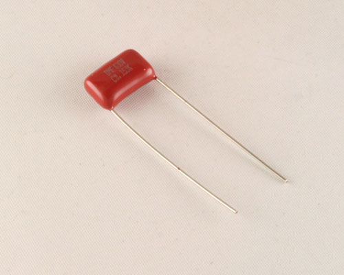 Picture of DME6S153K CDE capacitor 0.015uF 630V Film Polyester Radial