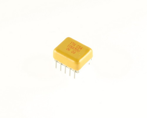 Picture of 106K050CS4 ITW capacitor 10uF 50V Film Metallized Polymer Radial