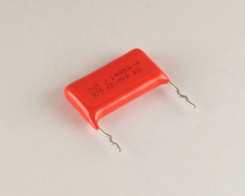 Picture of 2222-375-90151 PHILIPS capacitor 0.0075uF 1400V Film Polypropylene Radial