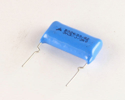 Picture of B32633S4332J503 EPCOS capacitor 0.0033uF 3000V Film Radial