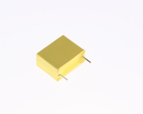 Picture of 222234425105 PHILIPS capacitor 1uF 100V Film Metallized Polycarbonate Radial