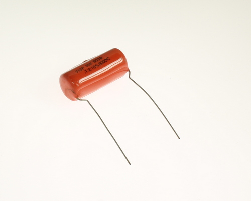 Picture of 715P10498MD3 SPRAGUE capacitor 0.1uF 800V Film Polypropylene Radial