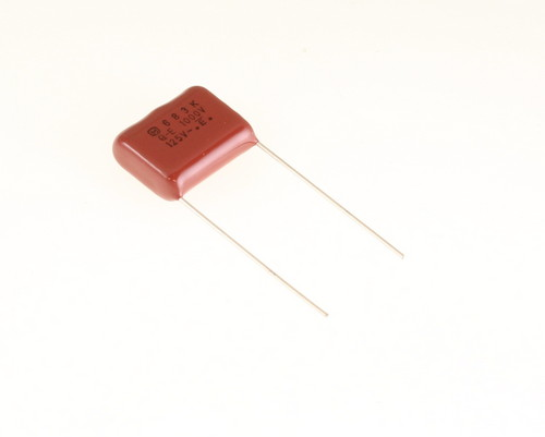 Picture of ECQE10683KF PANASONIC capacitor 0.068uF 1000V Film Radial