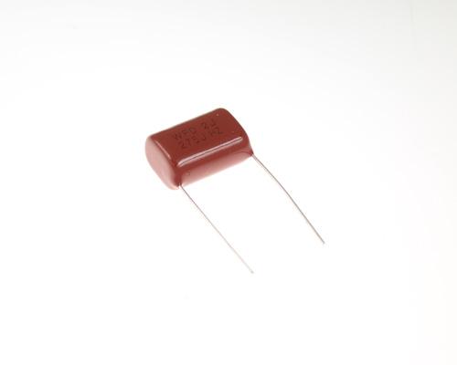 Picture of ECWFD2J275J PANASONIC capacitor 2.7uF 630V film metallized polypropylene radial