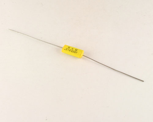 Picture of NAM103K630 NIC capacitor 0.01uF 630V Film Polyester Axial